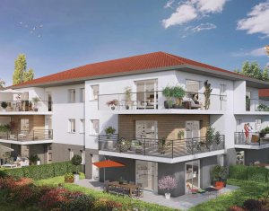 Achat / Vente appartement neuf Bons en chablais proche de la gare (74890) - Réf. 2674