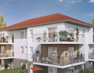 Achat / Vente appartement neuf Bons-en-Chablais proche gare (74890) - Réf. 2917