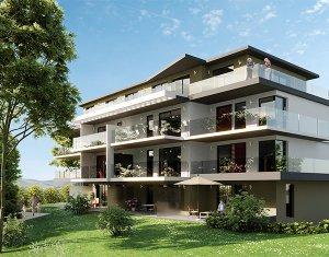 Achat / Vente appartement neuf Bourget du lac proche des commerces (73370) - Réf. 2697