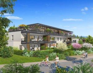 Achat / Vente appartement neuf Brison-Saint-Innocent dans un écrin de verdure (73100) - Réf. 2221