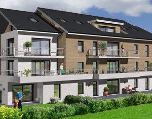 Achat / Vente appartement neuf Challex proche de Genève (01630) - Réf. 3622