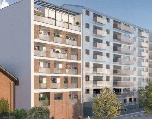 Achat / Vente appartement neuf Chambéry cœur de ville proche transports (73000) - Réf. 4445
