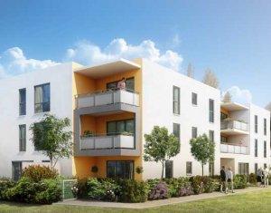 Achat / Vente appartement neuf Chambéry proche Château des Ducs de Savoie (73000) - Réf. 2776