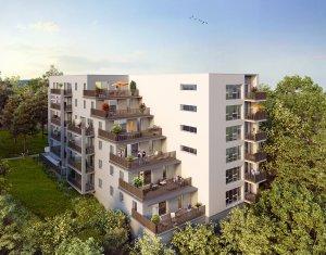 Achat / Vente appartement neuf Chambéry proche cœur de ville (73000) - Réf. 3444