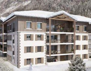 Achat / Vente appartement neuf Chamonix Mont-Blanc proche centre-ville (74400) - Réf. 4976