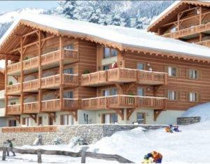 Achat / Vente appartement neuf Châtel coeur de village (74390) - Réf. 3658
