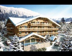Achat / Vente appartement neuf Châtel Domaine des portes du Soleil (74390) - Réf. 734