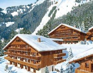 Achat / Vente appartement neuf Châtel pied des pistes (74390) - Réf. 1569