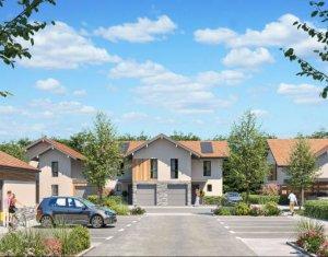 Achat / Vente appartement neuf Chens-sur-Léman à 4min à pied du centre-bourg (74140) - Réf. 5709