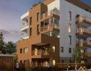 Achat / Vente appartement neuf Cluses proche centre (74300) - Réf. 3312