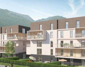 Achat / Vente appartement neuf Cluses proche du centre-ville (74300) - Réf. 2837