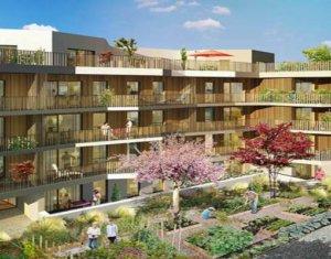 Achat / Vente appartement neuf Cognin proche centre Chambéry (73160) - Réf. 2655