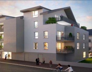Achat / Vente appartement neuf Cognin proche centre-ville (73160) - Réf. 3678