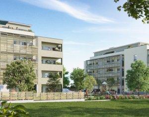 Achat / Vente appartement neuf Collonges-sous-Salève à deux pas de la frontière Suisse (74160) - Réf. 5400