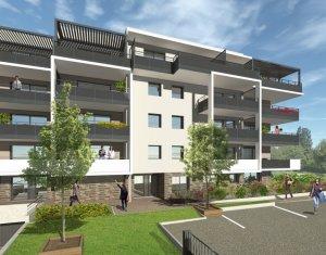 Achat / Vente appartement neuf Collonges sous Salève proche de la frontière du Rozon (74160) - Réf. 3623