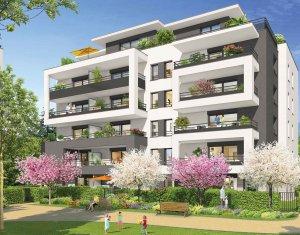 Achat / Vente appartement neuf Collonges-sous-Salève proche Suisse (74160) - Réf. 1220