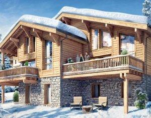 Achat / Vente appartement neuf Combloux avec vue sur le Mont-Blanc (74920) - Réf. 1070