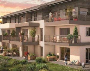 Achat / Vente appartement neuf Contamine-sur-Arve proche Annemasse (74130) - Réf. 2134