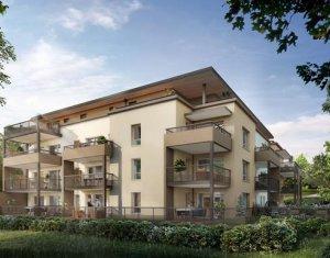 Achat / Vente appartement neuf Contamines-sur-Arve quartier résidentiel (74130) - Réf. 2447