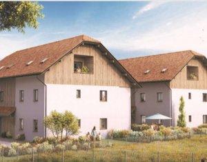 Achat / Vente appartement neuf Cornier quartier le lieu-dit Moussy (74800) - Réf. 3377