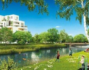 Achat / Vente appartement neuf Cran-Gevrier éco-quartier (74960) - Réf. 120
