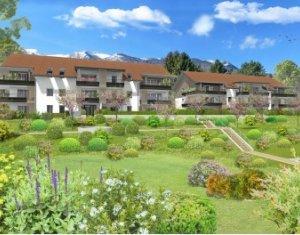 Achat / Vente appartement neuf Crozet proche commerce de St Genis Pouilly (01170) - Réf. 2372