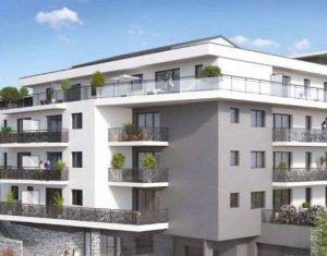 Achat / Vente appartement neuf Cruseilles à 500 mètres du centre-ville (74350) - Réf. 5557