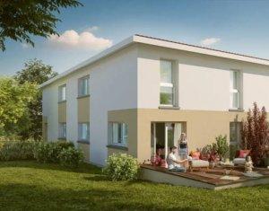 Achat / Vente appartement neuf Cruseilles proche centre-ville (74350) - Réf. 2878