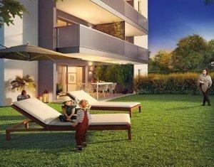 Achat / Vente appartement neuf Divonne-les-Bains à 20 minutes de Genève (01220) - Réf. 1201