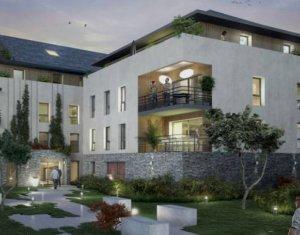 Achat / Vente appartement neuf Divonne-les-Bains cœur de ville (01220) - Réf. 3999