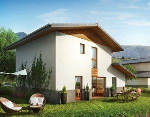 Achat / Vente appartement neuf Domancy avec vue sur le Mont-Blanc (74700) - Réf. 1141