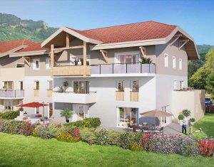 Achat / Vente appartement neuf Doussard au centre-ville (74210) - Réf. 2255
