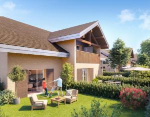 Achat / Vente appartement neuf Doussard au sud du Lac d'Annecy (74210) - Réf. 5176