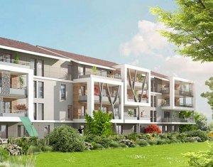 Achat / Vente appartement neuf Douvaine proche du centre-bourg (74140) - Réf. 1764