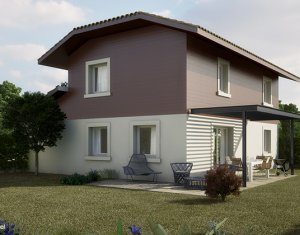 Achat / Vente appartement neuf Douvaine proche Genève (74140) - Réf. 890