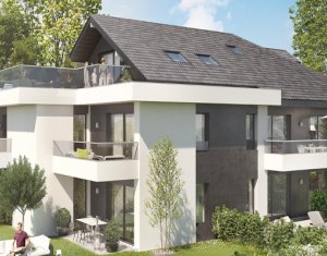 Achat / Vente appartement neuf Douvaine proche lac Léman (74140) - Réf. 5342