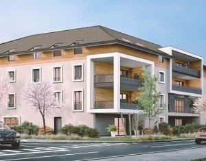 Achat / Vente appartement neuf Douvaine proche Lac Léman (74140) - Réf. 2488