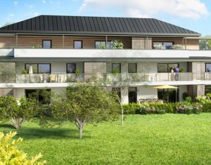 Achat / Vente appartement neuf Eteaux cœur de village (74800) - Réf. 928