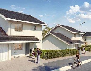 Achat / Vente appartement neuf Etercy proche Annecy (74150) - Réf. 1003