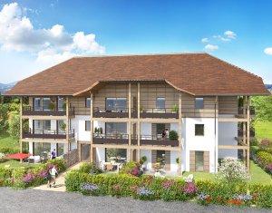 Achat / Vente appartement neuf Faucigny à 22 minutes de Genève (74130) - Réf. 2731