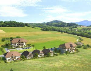 Achat / Vente appartement neuf Faucigny bassin genevois (74130) - Réf. 5380