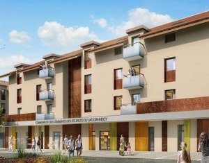 Achat / Vente appartement neuf Faverges 12 minutes d'Annecy (74210) - Réf. 1793