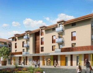 Achat / Vente appartement neuf Faverges Seythenex (74210) - Réf. 839