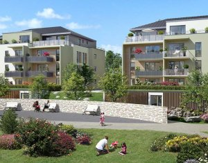Achat / Vente appartement neuf FERNEY VOLTAIRE limitrophe Genève (01210) - Réf. 2087