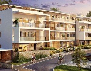 Achat / Vente appartement neuf Gex proche centre-ville et commodités (01170) - Réf. 1420