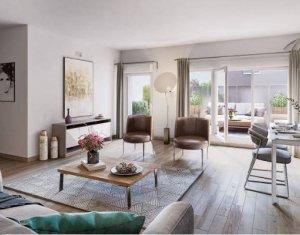 Achat / Vente appartement neuf Gilly-sur-Isère proche de l'Atrium (73200) - Réf. 4064