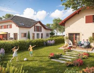 Achat / Vente appartement neuf Hauteville-sur-Fier proche Rumilly (74150) - Réf. 3635
