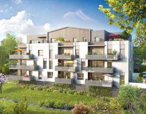 Achat / Vente appartement neuf Jacob Bellecombette dans un envrionnement naturel (73000) - Réf. 2806