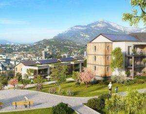 Achat / Vente appartement neuf Jacob-Bellecombette quartier Chataigneraies TVA réduite (73000) - Réf. 100