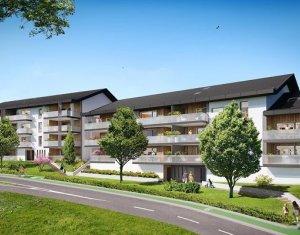 Achat / Vente appartement neuf La Balme de Sillingy au calme à proximité du bourg (74330) - Réf. 1140